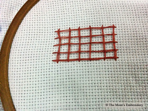 Basket Stitch